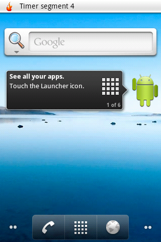 Notification on android