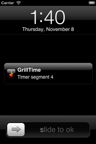 Local Notification on iOS